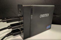 Review: USB-C Desktop Charger from CHOETECH