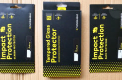 RhinoShield OnePlus 6 Screen Protectors - Box