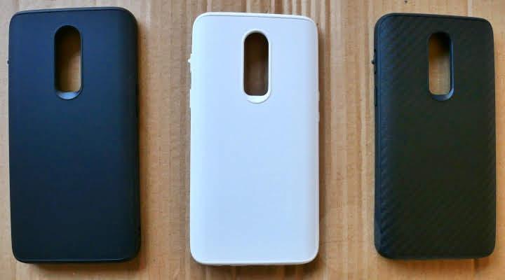 new style 61a92 64cd7 Review: RhinoShield SolidSuit OnePlus 6 Case - DroidHorizon