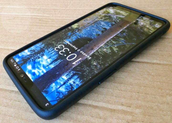 Rhinoshield SolidSuit OnePlus 6 - Black Front