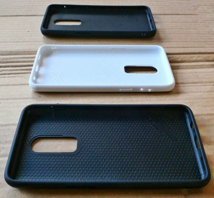 Rhinoshield SolidSuit OnePlus 6 - Insides