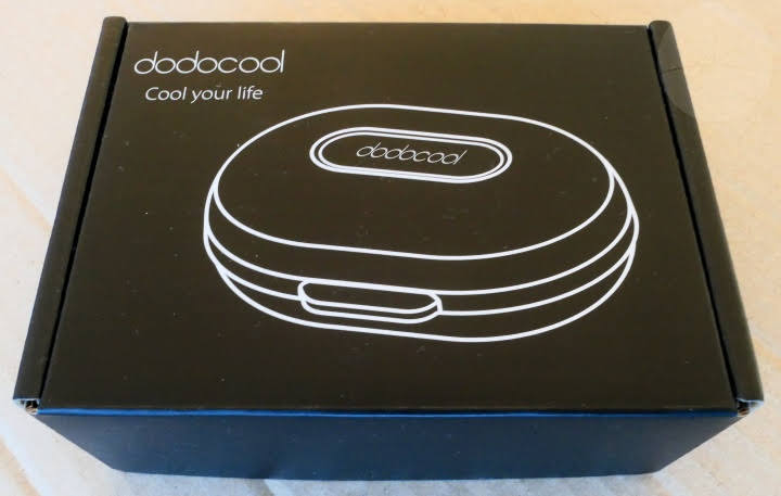 Dodocool Headphone Charging Case - Box