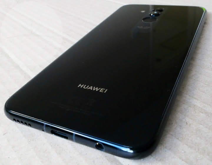 Huawei Mate 20 Lite - Back