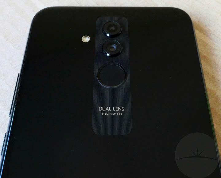 Huawei Mate 20 Lite - Cameras