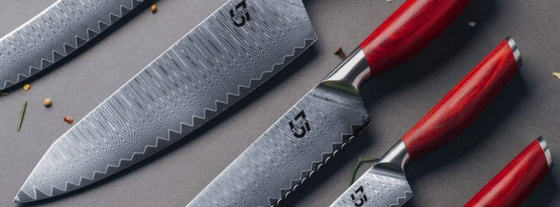 The Ultimate Kitchen Knife Set by Pacific67  Review