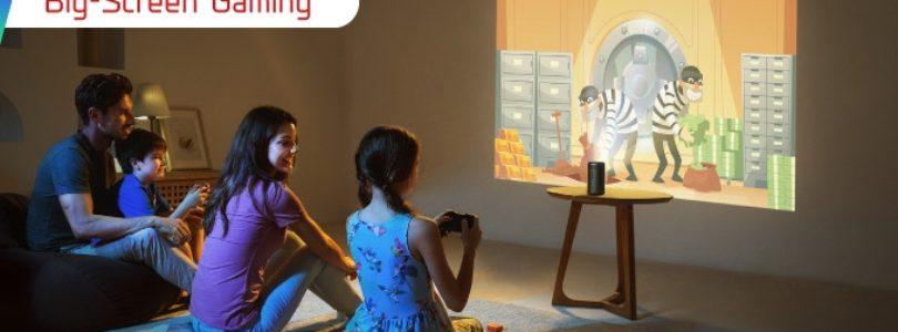 Nebula Capsule II: World's First Android TV™ Pocket Cinema Kickstarter