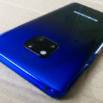 Huawei Mate 20 Pro - Back