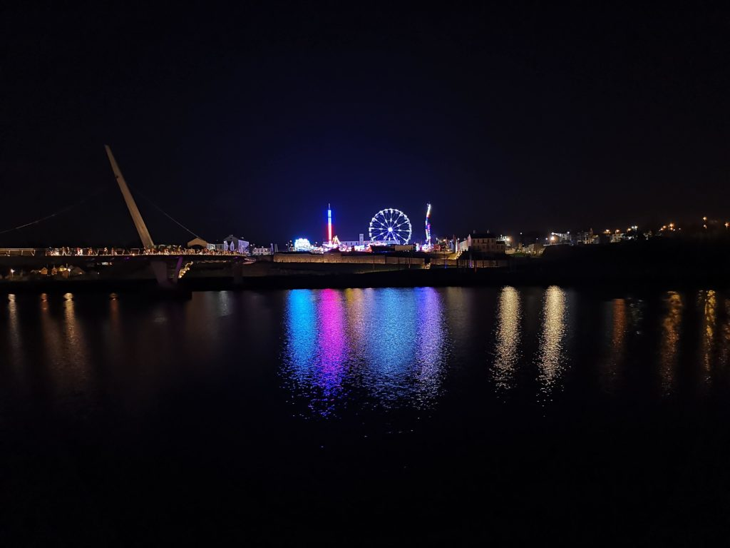 Huawei Mate 20 Pro Camera Sample Night