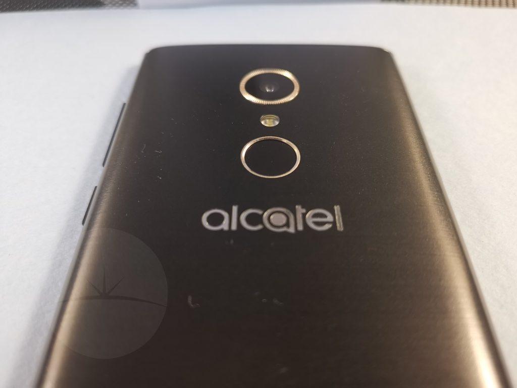 alcatel 5 fingerprint