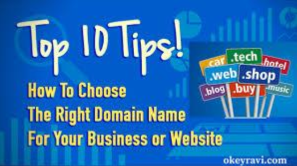 How to choose the best domain name for your business?