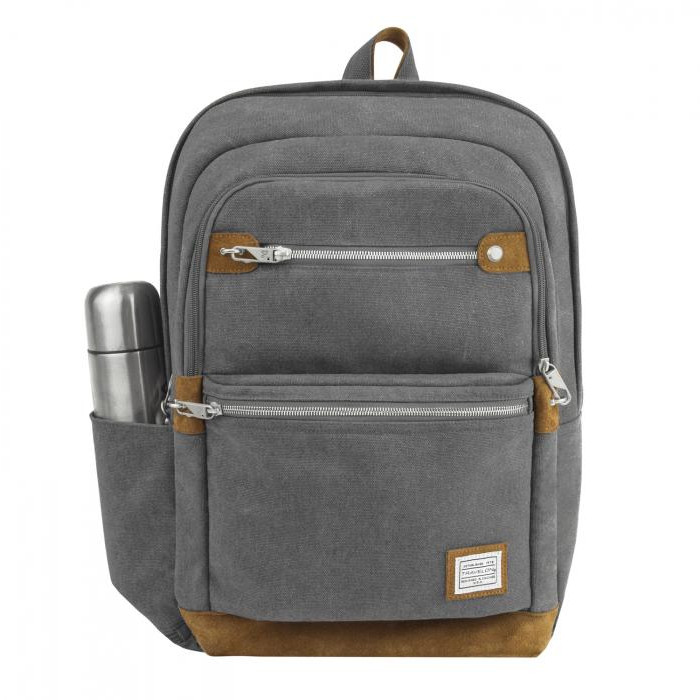 TravelOn Heritage Backpack Review 1