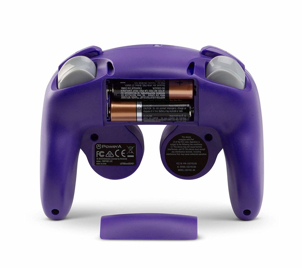 PowerA Wireless GameCube Controller for Switch Review