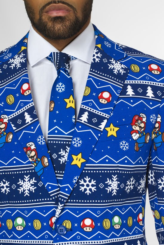 Merry Mario OppoSuits Review