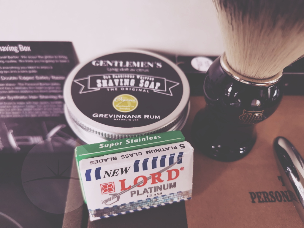 #1 In this review we're going to take a look at a subscription service from a company called The Personal Barber.