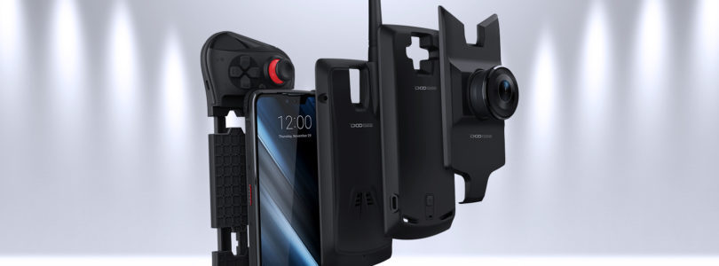 DOOGEE introduces the S90 - the world's toughest and first modular rugged smartphone featured