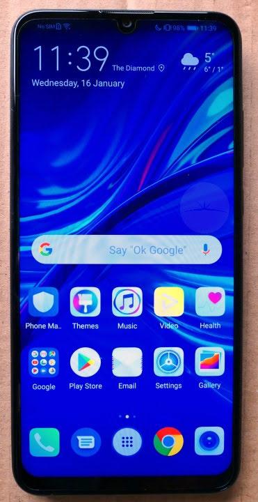 Huawei P Smart 2019 - Screen