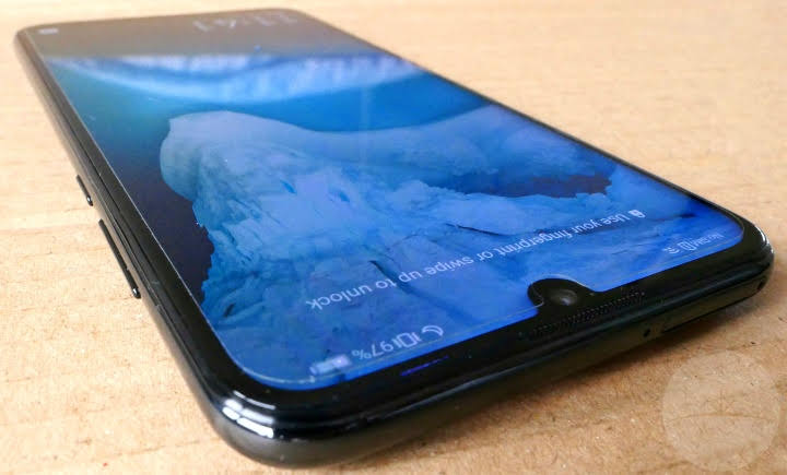 Huawei P Smart 2019 - Top