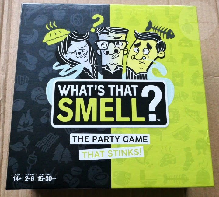 Whats That Smell - Box