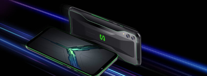 Gaming Phone Black Shark 2 Announced