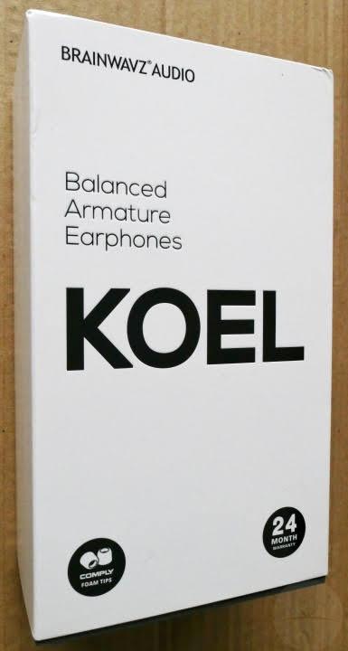 Brainwavz Koel - Box