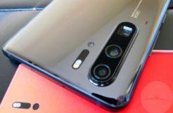Huawei P30 Pro - Black Camera