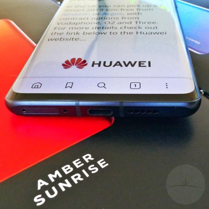 Huawei P30 Pro - Bottom
