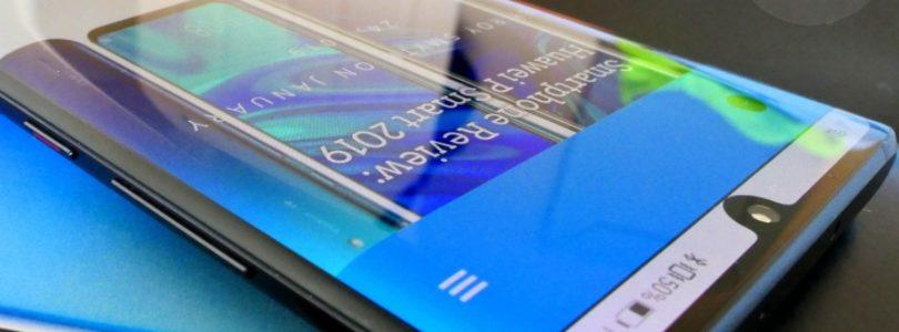 Huawei P30 Pro - Buttons