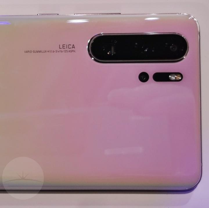 Huawei P30 Pro - Pink Camera