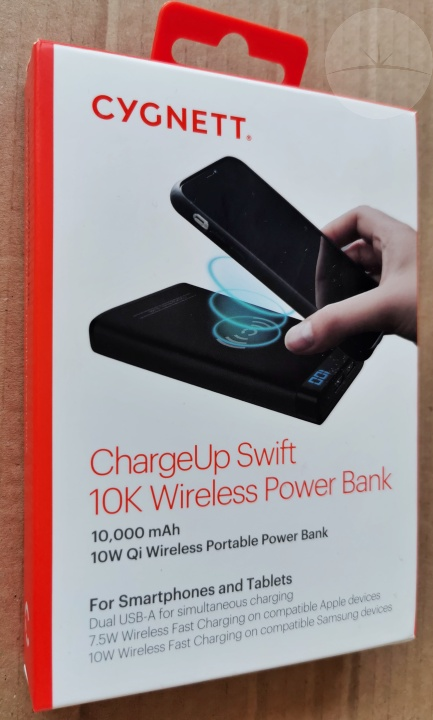 Cygnett ChargeUp Swift - Box
