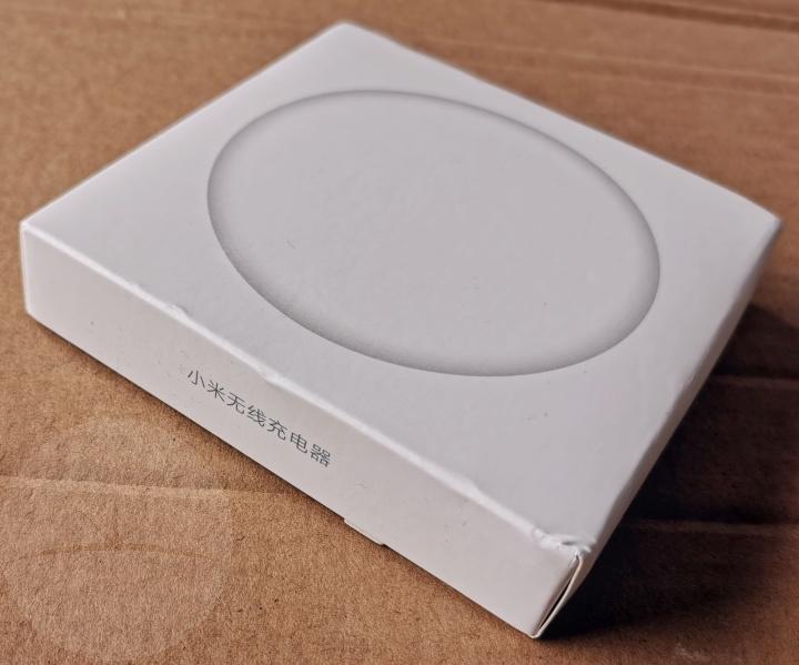 Mi Wireless Charger - Box