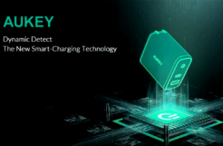 main AUKEY Announces New Smart-Charging Technology