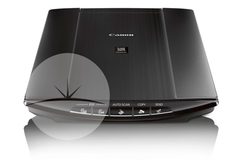 Canon LiDE220 Scanner Review 1