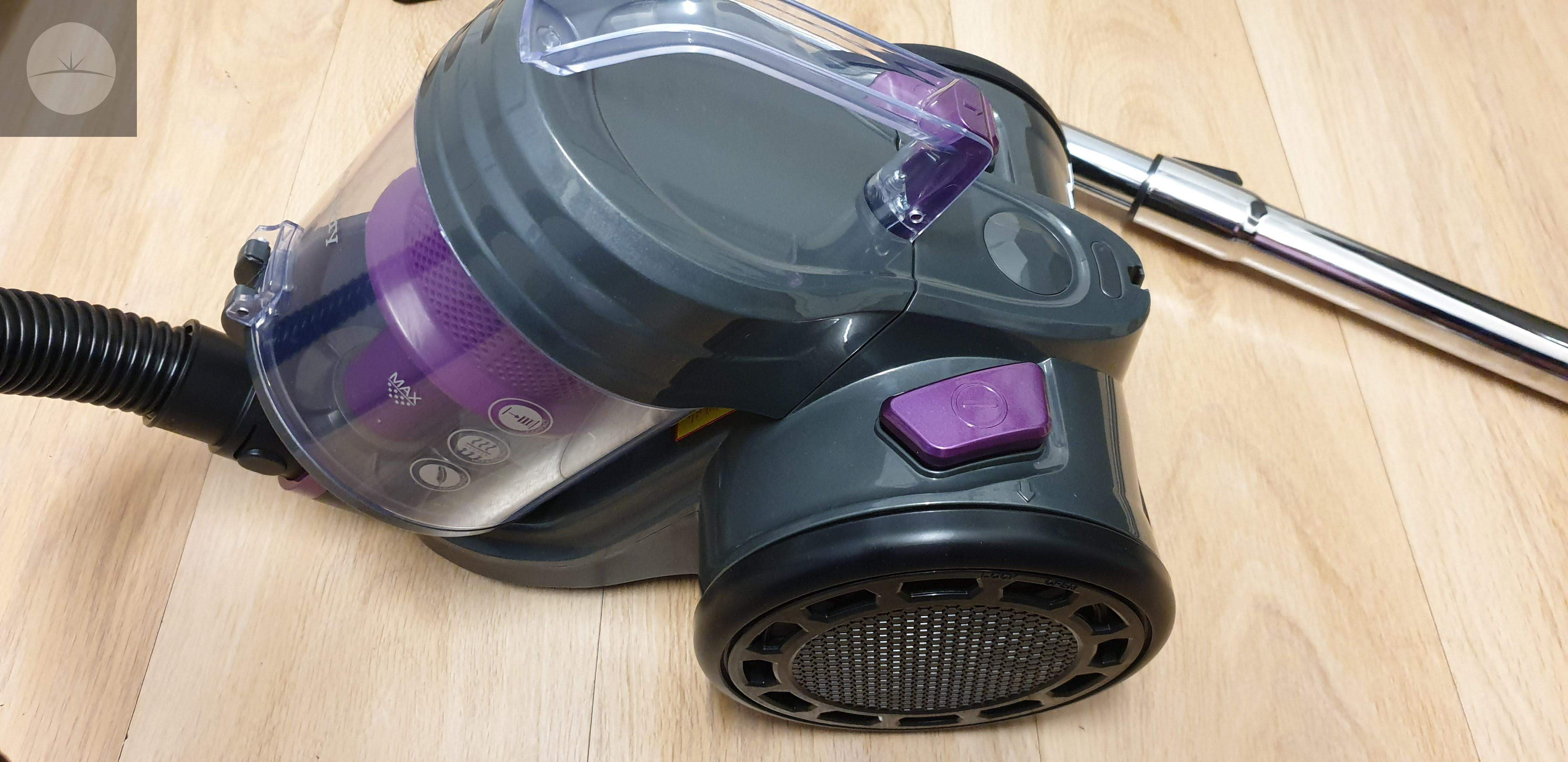 Beldray Compact Vac Lite Cylinder Vacuum Cleaner Review