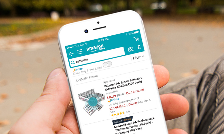 Shopping apps on Android that help you find exactly what you need amazon