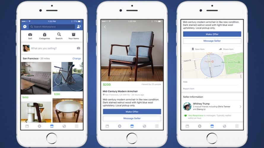 Shopping apps on Android that help you find exactly what you need facebook