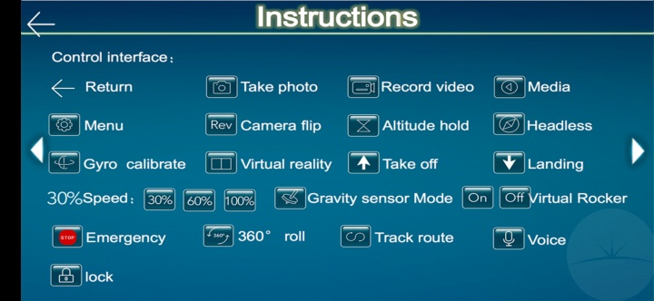 Eachine App Instructions