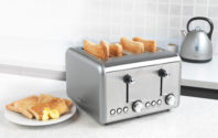 Salter Metallics 4-Slice Toaster Review