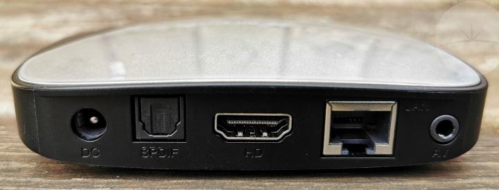 VissonTech X88 PRO - Back