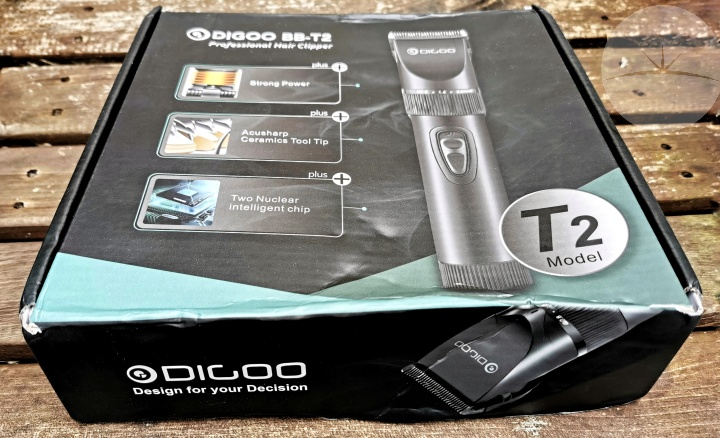 Digoo BB-T2 - Box