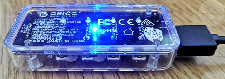 Orico F4U-U3 - Base