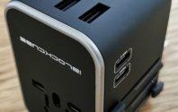 Review: iBlockCube Nimble 35W USB-C Travel Adapter