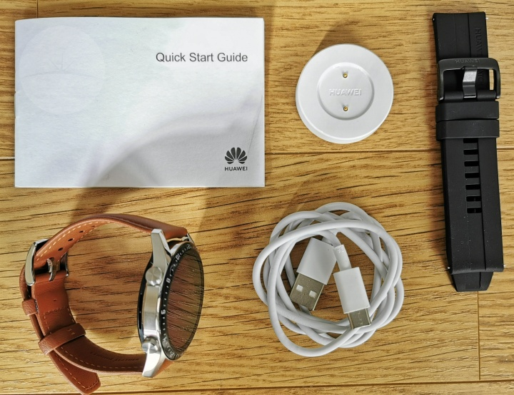 Huawei Watch GT 2 - Contents