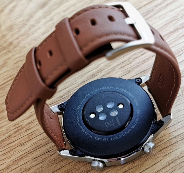 Huawei Watch GT 2 - Back