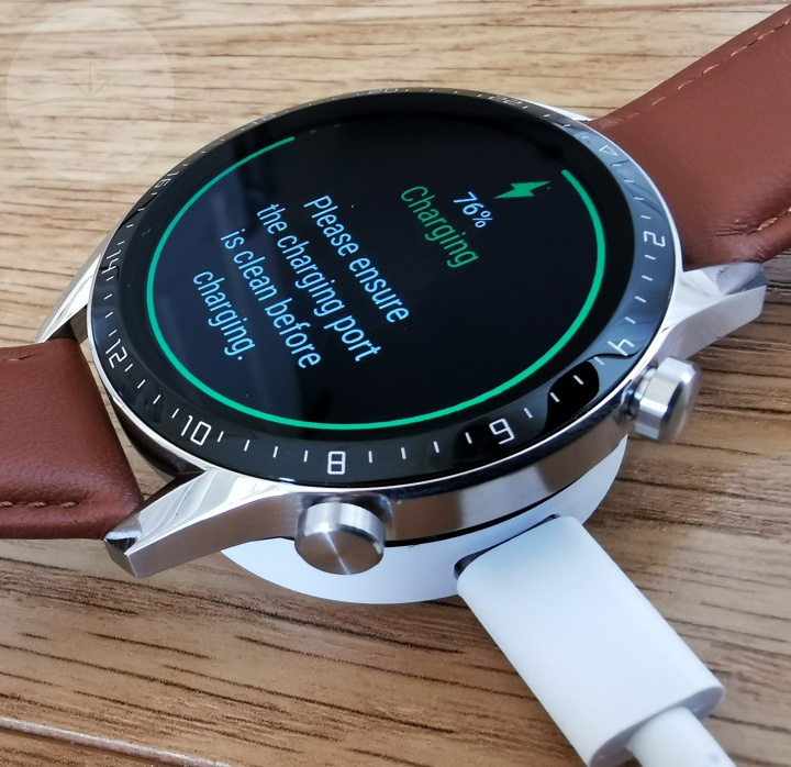 Huawei Watch GT 2 - Charging