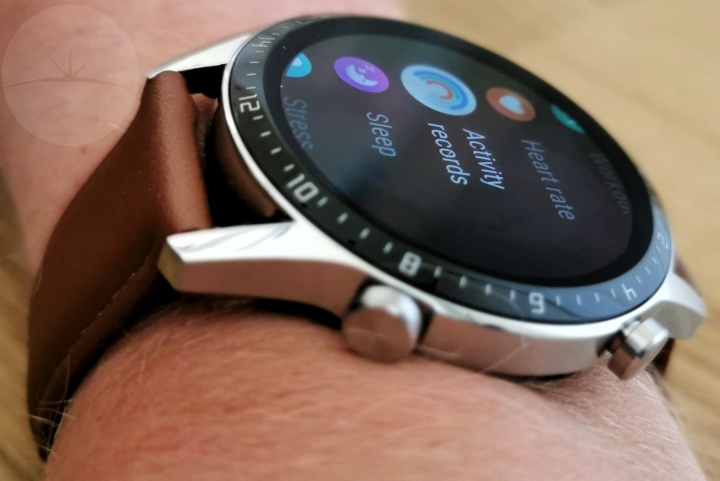 Huawei Watch GT 2 - Side