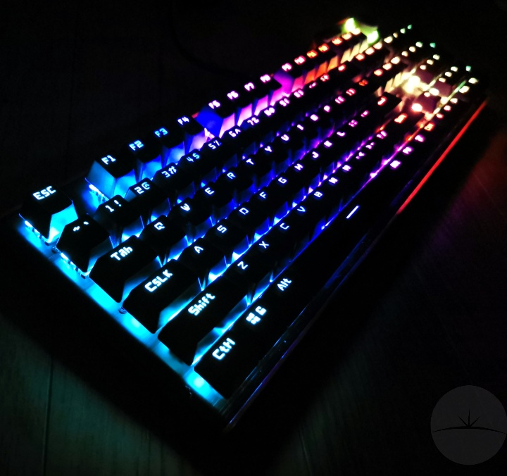 Genesis RX85 RGB - Dark