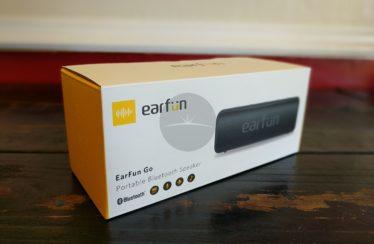 Review: EarFun Go Portable Bluetooth Wireless Speaker