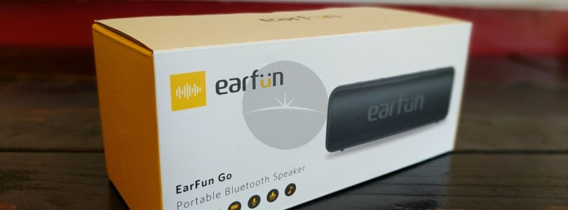 Review: EarFun Go Portable Bluetooth Wireless Speaker