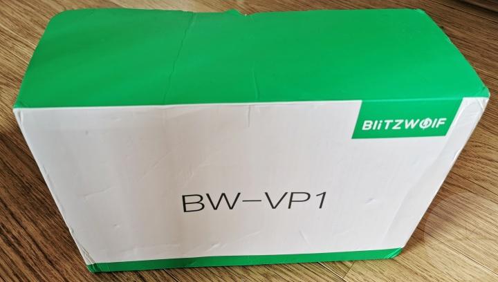 Blitzwolf BW-VP1 - Box