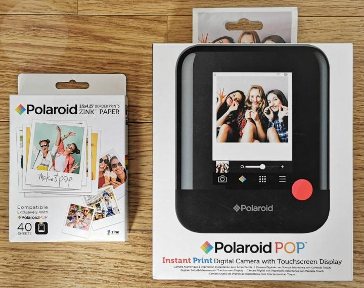 Polaroid Pop - Boxes